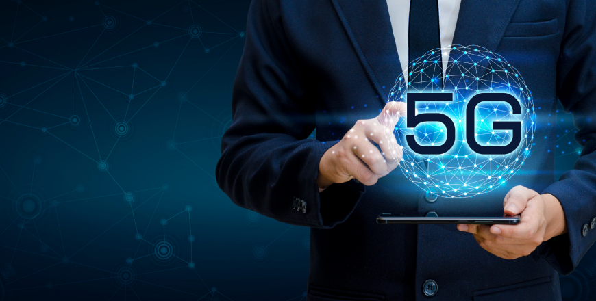 Telecom professional learning and applying 5G technology