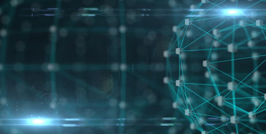 Secure links between nodes in LTE network