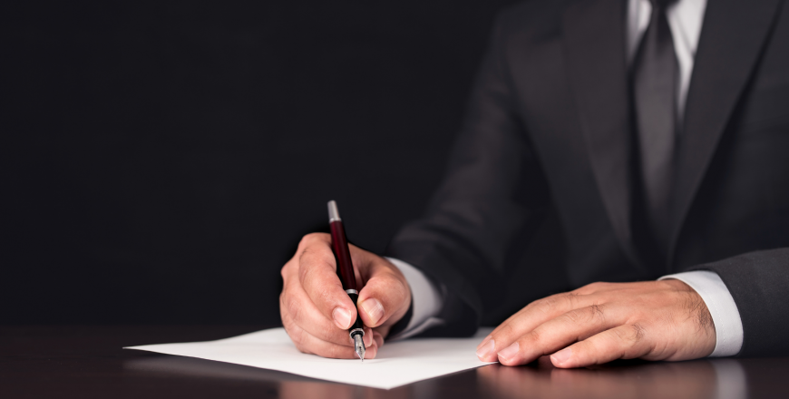 A telecom professional writing a request for proposal (RFP)