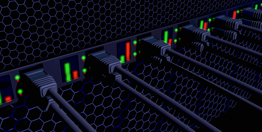 Network data stream to the digital world