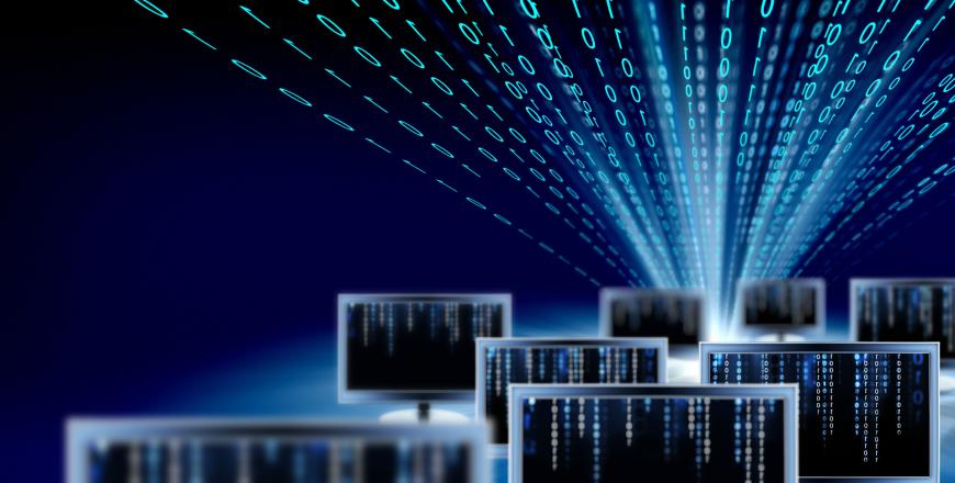 Accessing data through edge computing