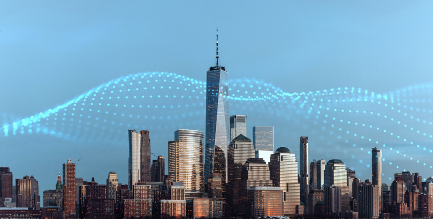 Smart city powered by 5G technology