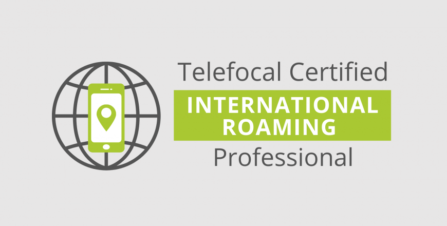 Telefocal Certified International Roaming Professional