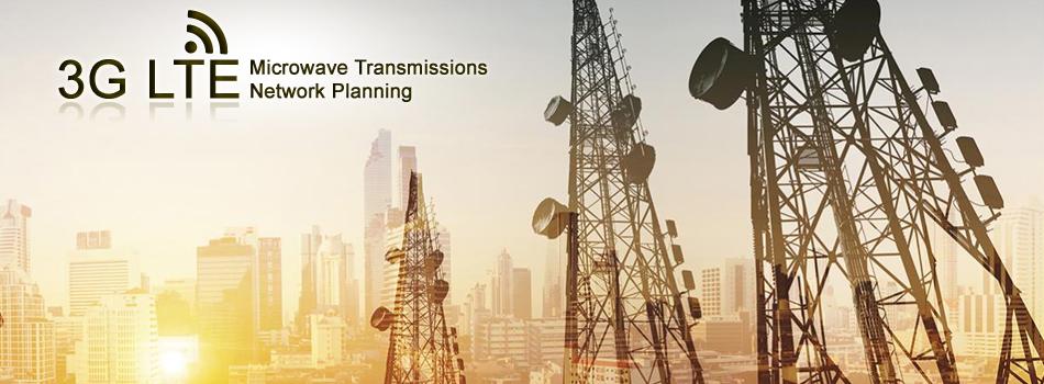 3G LTE microwave transmission