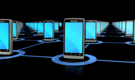 3G powered mobile phone network