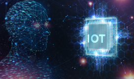 Internet of Things digital concept